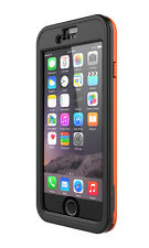 New Dog & Bone Wetsuit Impact Water Proof Case for iPhone 7 Electric Orange