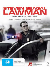 Steven Seagal Lawman: Season 2 * NEW DVD * (Region 4 Australia)