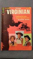 The Virginian #1 (1963) VG/FN Gold Key Comics $4 Combined Shipping