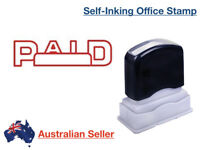 Printtoo Rubber Stamp Office Stationary CHECKED Self Inking Custom Stamp-PRSS67