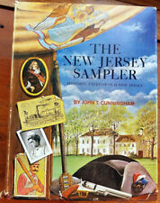 New Jersey Sampler (Cunningham 1964 HC/DJ) NJ Classic Local History