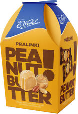 E. Wedel pralines Peanut Butter / Toffee and peanuts (136 g) from Poland