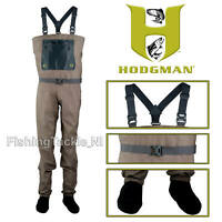 Hodgman H3 Stocking Foot Chest Waders, Breathable Fly Fishing Waders - All Sizes