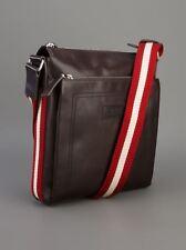 BALLY TUSTON MEN'S MESSENGER SHOULDER BAG TUSTON-SM-261