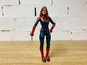 """Captain Marvel - Marvel Legends Action Figure 6"""" Brie Larsson"""