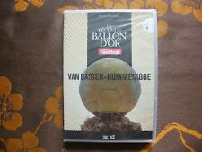 DVD LA LEGENDE DU BALLON D'OR N°8 / VAN BASTEN - RUMMENIGGE  (2008)  NEUF