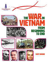 THE WAR IN VIETNAM: FROM BEGINNING TO END - BOOK ISBN 9780864271518 x