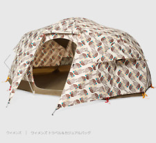 [NEW] THE NORTH FACE x GUCCI Collection Nylon Camping Tent New from Japan