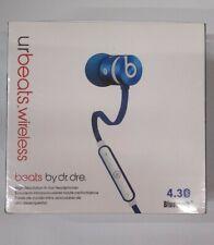 New Beats by Dr. Dre Beats Tour In-Ear Headphones/Earbuds Bluetooth Beats Blue