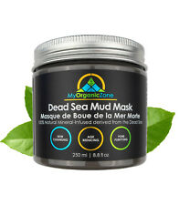 Dead Sea Mud Mask for Face & Body Pore Cleansing, Acne Treatment, Anti Aging