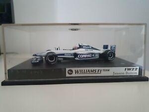 Hotwheeels Williams F1 Team- Jenson Button  - FW22