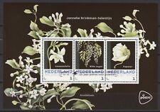 Nederland Postset 3012 Janneke Brinkman Bruidsbloem - speciaal stempel