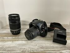 Canon Eos Rebel T3 18.0Mp Digital Slr Camera - Black