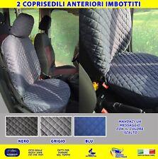 Coprisedili auto Peugeot 2008 dal 2012> universali anteriori fodere per sedile 2