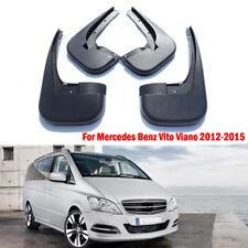 OEM Splash Guards Mud Guards Mud Flaps For Mercedes Benz Vito Viano W639 12-2015