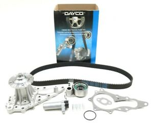Dayco Main Drive Serpentine Belt for 1993-1998 Toyota Supra Accessory Drive bw
