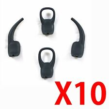 HXB4P10 NEW MOTOROLA Endeavor HX1 EAR BUD BUDS TIP TIPS GEL GELS HOOK EARBUDS 4P