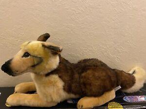Steiff American Kennel Club German Shepherd Dog