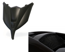 CARENA SCUDO ANTERIORE BCD YAMAHA T-MAX TMAX 530 15>16 NERO OPACO SENZA LUCE