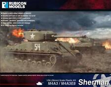 Rubicon Models: 280042 - M4A3 / M4A3E8 Sherman - 28mm Bolt Action WW2 Games