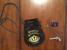 Sold Out Rare Disney Couture Pirates of the Caribbean Pistol Pendant 2005