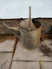 Vintage water can watering can. Old