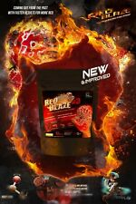 Red Blaze X 3 - Color Enhancing Food for Red Colors - NEW
