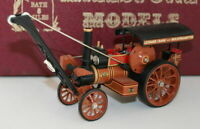 Milestone Models 1/58 Steam Engine Fowler B6 Super Lion Wolverhampton Wanderer