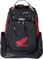 Official Licensed Honda Backpack Gear Bag - Black/Red XR CR CRF CBR