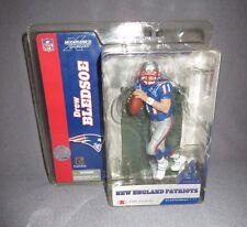 New Mcfarlane Toys Drew Bledsoe New England Patriots Variant Figure 2004*