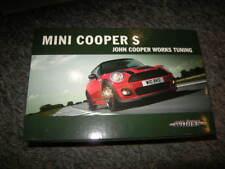 1:18 Kyosho Mini Cooper S John Cooper Works TUNING Nº 80430419909 neuf dans sa boîte