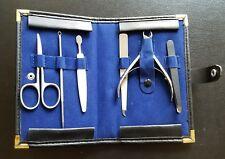 Beauty Tools Kit: 6 pieces Manicure/ Pedicure Tools Set Kit