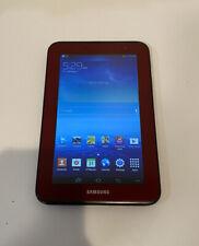 Samsung Galaxy Tab 2 GT-P3113 8GB, Wi-Fi, 7in - Garnet Red