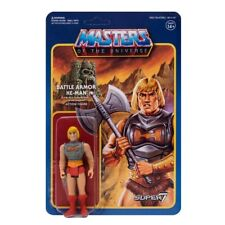 "MOTU MASTERS OF THE UNIVERSE BATTLE ARMOR HE-MAN 3,75"" / WAVE 3 / MOC"