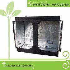 Hydroponics Grow Tent Bud Room 2.4m x 1.2m x 2m Indoor Growing Box 240x120x200