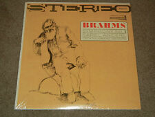 BRAHMS Symphony No.1 Karel Ancerl (LP,Music,Classical,Record,Orchestra,Vinyl)