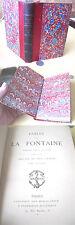 FABLES DE LA FONTAINE PUBLIEES Par D. Jouaust