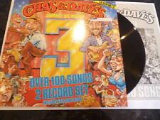 CHAS & DAVE - Jamboree Bag Number 3 - 1985 UK double Vinyl LP
