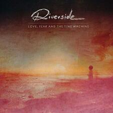 Riverside - Love, Fear And The Time Machine - Hi-Res Stereo And 5.1 Su (NEW 2CD)
