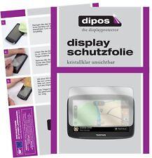 3x TomTom Go Basic Schutzfolie klar Displayschutzfolie Folie Display Schutz