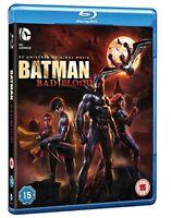 Batman: Bad Blood [Blu-ray] [2016] [Region Free] [DVD][Region 2]