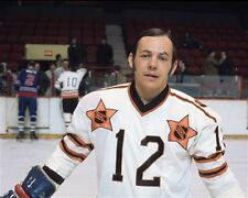 Yvan Cournoyer NHL All Stars Game 1971 Unsigned 8x10 Photo