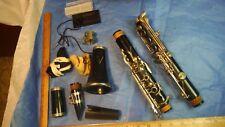 Leblanc Clarinet Vito V40 Plastic c1972 LEBLANC VITO V40 CLARINET w/Hard Case