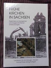 Frühe Kirchen in Sachsen. Judith Oexle, Steinkirchen Feldkirchen Grabungen..