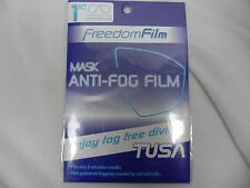 New TUSA 2 Window Mask Anti Fog Film