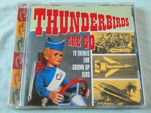 Thunderbirds Are Go - TV Themes For Grown Up Kids (1999) [1996] Reissue