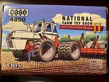 Ertl Toy Farmer Case 4890 1/64 2014 National Farm Show Evolution Series #2