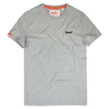 Grigio Xx-large Superdry Orange Label Vintage Emb Tee T-shirt Uomo