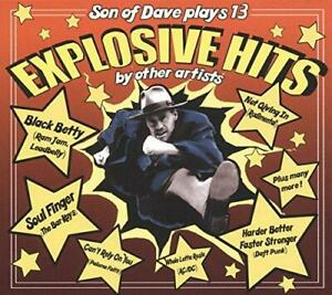 Son Of Dave - Explosive Hits (NEW CD)