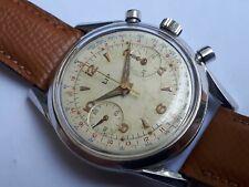 Cronografo lip valjoux 23 vintage